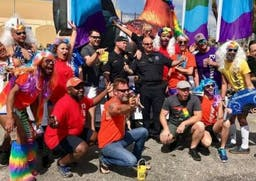 West Palm Beach honors gay bar as a landmark site of historic interest