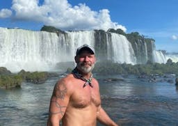 Broadway daddy Jim Newman bares all on Sao Paolo in the time of Covid