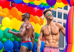 Grindr marks the return of queer clubbing with a series of fabulous Pride parties and events