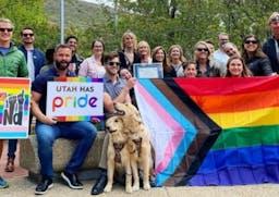 Something amazing is happening in Utah this Pride Month
