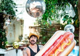 Hot Dog: Mario Diaz, the Dirty Daddy of LA's east side, bares all